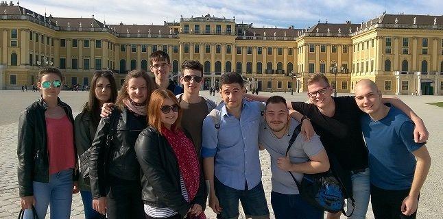 2016. A Danubius Tanulóverseny győztesei Európában